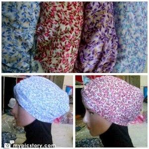 turban instan flower 25